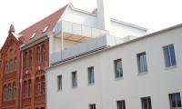 Gebäude Musterei und Nähsaal