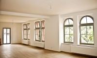 Wohnzimmeransicht - Zugang zur großen Terrasse