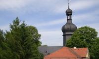 Aussicht auf Martinskirche