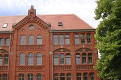 Übersicht Gebäude Musterei